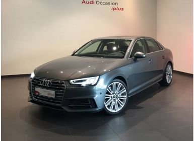 Voiture Audi A4 2.0 TFSI 252 S tronic 7 Quattro Design Luxe Occasion