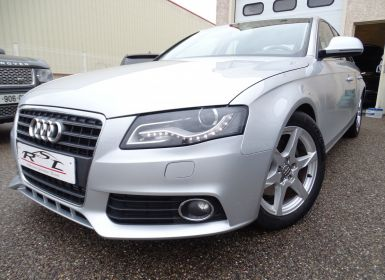 Vente Audi A4 2.0L TDI 143Ps PACK SPORT GPS LED Drive select PDC Bi xenon Cd  Occasion