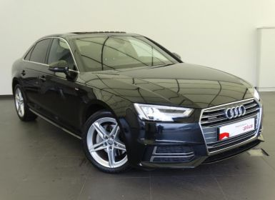 Voiture Audi A4 3.0 V6 TDI 218ch S line quattro S tronic 7 Occasion