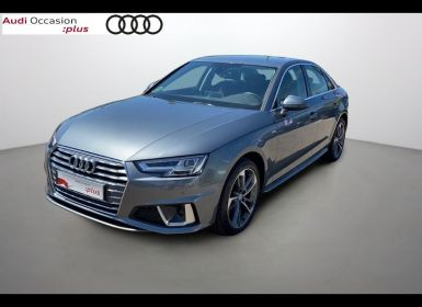 Achat Audi A4 35 TDI 150ch S line S tronic 7 Euro6d-T Occasion