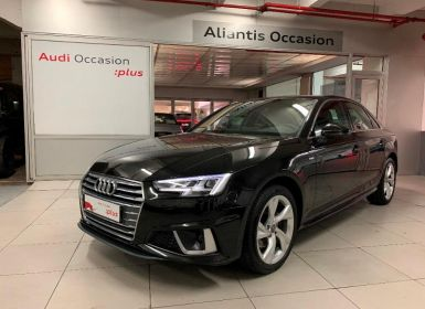 Voiture Audi A4 35 TFSI 150ch S line S tronic 7 Euro6d-T Occasion