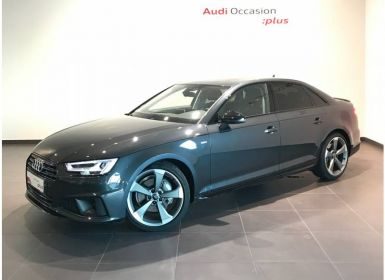 Voiture Audi A4 40 TDI 190 S tronic 7 Design Luxe Occasion