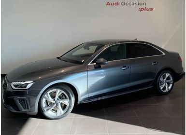Voiture Audi A4 40 TFSI 190 S tronic 7 S line Neuf