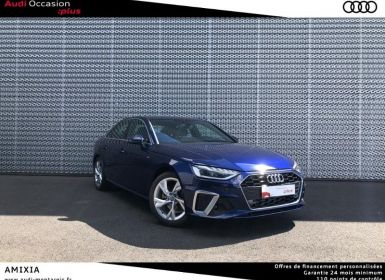 Achat Audi A4 40 TFSI 190ch S line S tronic 7 Occasion