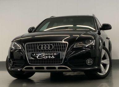 Vente Audi A4 Allroad 2.0 TDI 163CV QUATTRO CLIM CUIR GPS TO PANO JA Occasion
