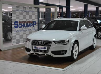 Voiture Audi A4 Allroad 2.0 TDI 190 S-TRONIC 1ère Main Occasion