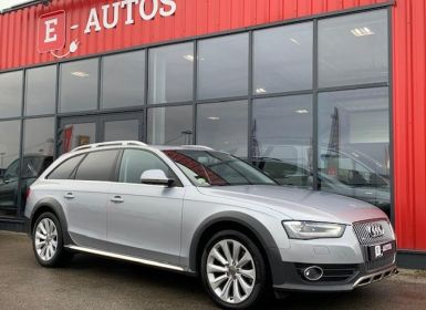 Achat Audi A4 Allroad 2.0 TDI 190ch clean diesel Ambition Luxe quattro S tronic 7 Euro6 Occasion