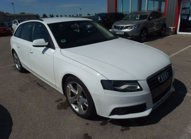 Audi A4 Avant 2.0 TDI 136CH  AMBITION LUXE