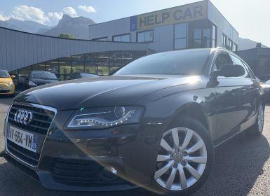 Vente Audi A4 Avant 2.0 TDI 143CH DPF AMBITION LUXE MULTITRONIC Occasion