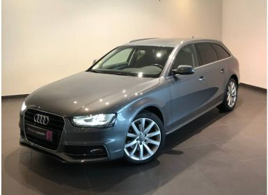 Acheter Audi A4 Avant 2.0 TDI 150 Ambition Luxe Occasion