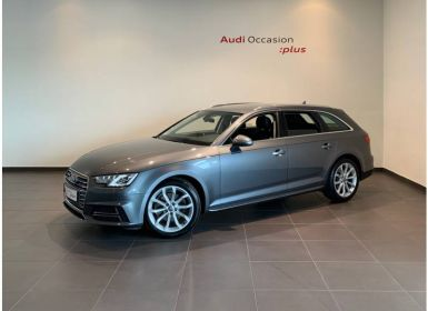 Voiture Audi A4 Avant 2.0 TDI 150 Design Luxe Occasion