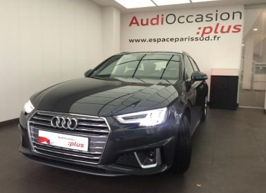 Voiture Audi A4 Avant 2.0 TDI 150ch S line S tronic 7 Occasion