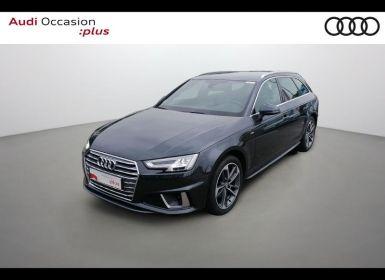 Vente Audi A4 Avant 2.0 TDI 150ch S line S tronic 7 Occasion