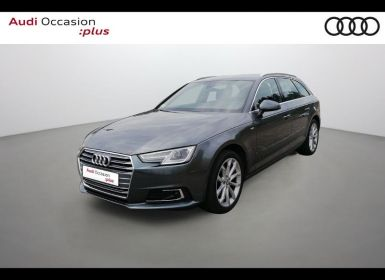 Achat Audi A4 Avant 2.0 TDI 150ch S line S tronic 7 Occasion