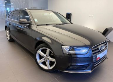 Voiture Audi A4 Avant 2.0 TDI 177 Quattro Ambiente S Tronic A Occasion