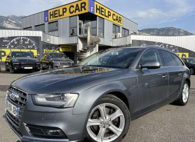 Vente Audi A4 Avant 2.0 TDI 177CH DPF AMBITION LUXE MULTITRONIC QUATTRO Occasion