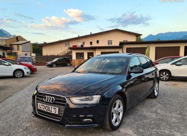 Audi A4 Avant 2.0 tdi 190 quattro ambiente s-tronic 06/2014 ATTELAGE TOIT PANO XENON LED