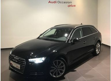 Voiture Audi A4 Avant 2.0 TDI 190 S tronic 7 Design Luxe Occasion