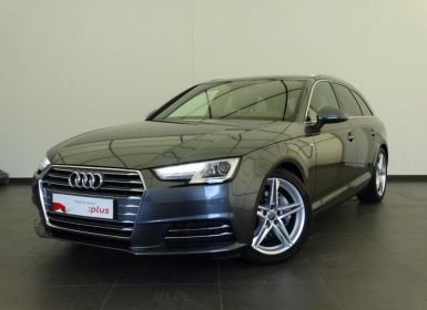 Achat Audi A4 Avant 2.0 TDI 190ch S line S tronic 7 Occasion