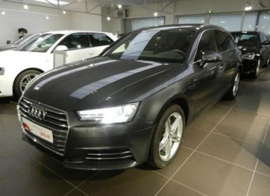 Achat Audi A4 Avant 2.0 TDI 190ch S line S tronic 7 Occasion