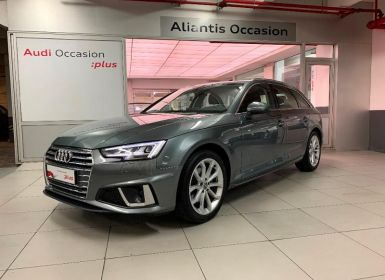 Acheter Audi A4 Avant 2.0 TFSI 190ch ultra Design Luxe S tronic 7 Occasion
