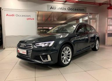 Voiture Audi A4 Avant 2.0 TFSI 190ch ultra Design Luxe S tronic 7 Occasion