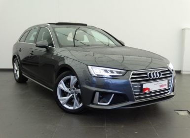 Voiture Audi A4 Avant 2.0 TFSI 190ch ultra S line S tronic 7 Occasion