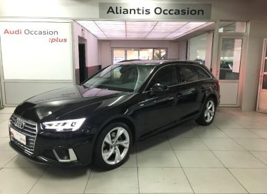 Achat Audi A4 Avant 2.0 TFSI 190ch ultra S line S tronic 7 Occasion