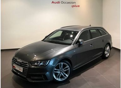 Voiture Audi A4 Avant 2.0 TFSI ultra 190 S tronic 7 S line Occasion