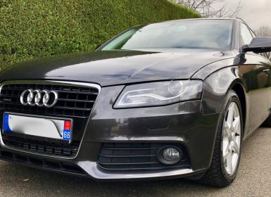 Voiture Audi A4 Avant 240ch DPF AMBITION LUXE QUATTRO STRONIC Occasion