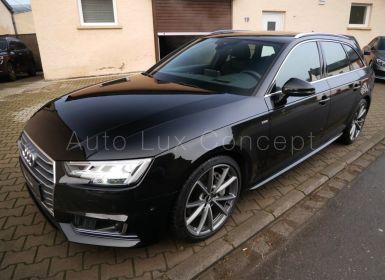 Vente Audi A4 Avant 3.0 TDi 272 quattro S line, Matrix LED, ACC, Affichage tête haute, Caméra 360°, Bang & Olufsen Occasion