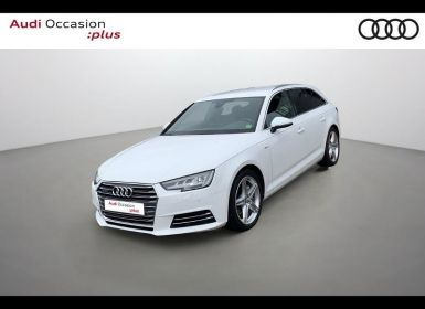 Achat Audi A4 Avant 3.0 V6 TDI 218ch S line quattro S tronic 7 Occasion