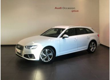 Voiture Audi A4 Avant 35 TDI 150 S tronic 7 S line Occasion