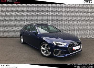 Voiture Audi A4 Avant 35 TDI 163ch S line S tronic 7 Neuf
