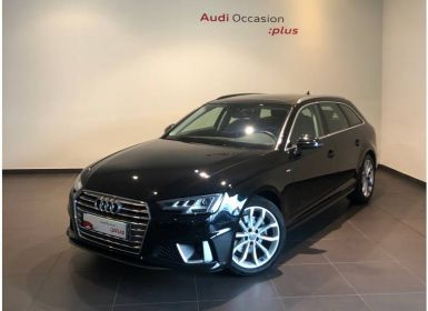 Audi A4 Avant 35 TFSI 150 S tronic 7 Design Luxe Occasion