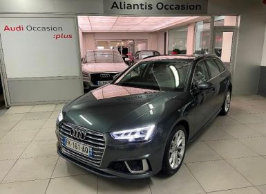 Achat Audi A4 Avant 35 TFSI 150ch Design Luxe S tronic 7 Euro6d-T Occasion