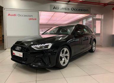Achat Audi A4 Avant 35 TFSI 150ch S line S tronic 7 Occasion