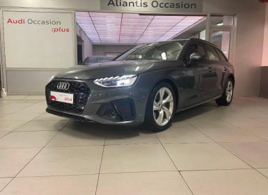 Achat Audi A4 Avant 35 TFSI 150ch S line S tronic 7 Occasion