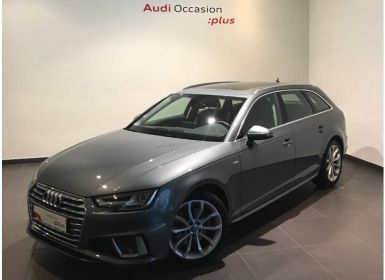 Voiture Audi A4 Avant 40 TFSI 190 S tronic 7 Design Luxe Occasion