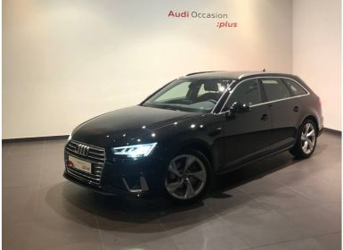 Achat Audi A4 Avant 40 TFSI 190 S tronic 7 S line Occasion