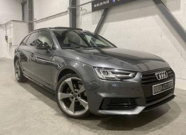 Vente Audi A4 Avant Break Essence sans plomb Gris foncé Occasion