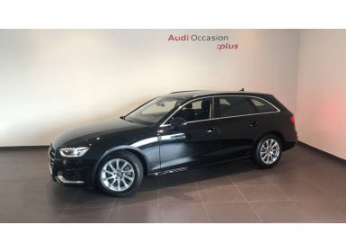 Achat Audi A4 Avant BUSINESS 35 TDI 163 S tronic 7 Line Occasion