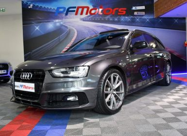Achat Audi A4 Avant S-Line 2.0 TDI 190 GPS Cuir Alcantara Bang Olufsen TO Attelage Hayon Webasto JA 19 Occasion