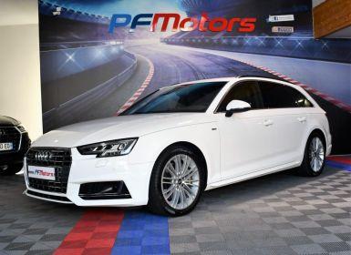 Vente Audi A4 Avant S-Line 3.0 V6 272 Quattro GPS Virtual ACC Bang Olufsen Caméra Hayon Pré sense Lane JA 18 Occasion