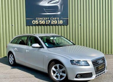 Vente Audi A4 Avant SLINE Série 3 2.0 TDi 16V FAP 136 cv BOITE MECANIQUE Occasion