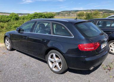 Vente Audi A4 Avant V6 2.7 TDI 190 DPF Ambiente Multitronic A Occasion