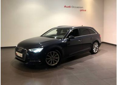 Voiture Audi A4 Avant V6 3.0 TDI 218 S tronic 7 Design Luxe Occasion