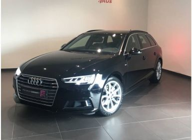 Voiture Audi A4 Avant V6 3.0 TDI 218 S tronic 7 S line Occasion