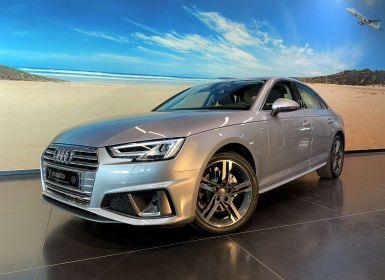 Audi A4 berline 150pk benzine manueel S Line - Led - Navi - BT Occasion