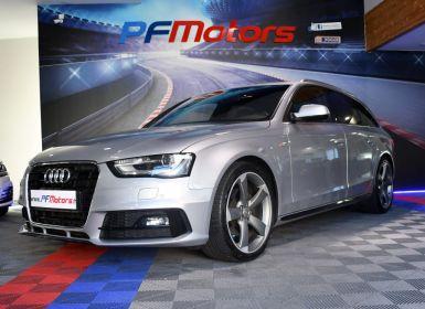Achat Audi A4 BREAK 2.0 TDI 190 S-LINE AMBITION LUXE BOITE 6 GPS HAYON ATTELAGE CUIR ALCANTARA JA 19 ROTOR Occasion